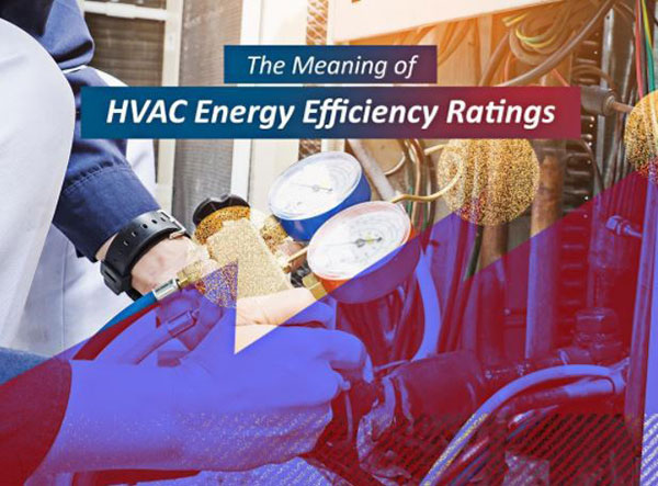 The Meaning of HVAC Energy Efficiency Ratings