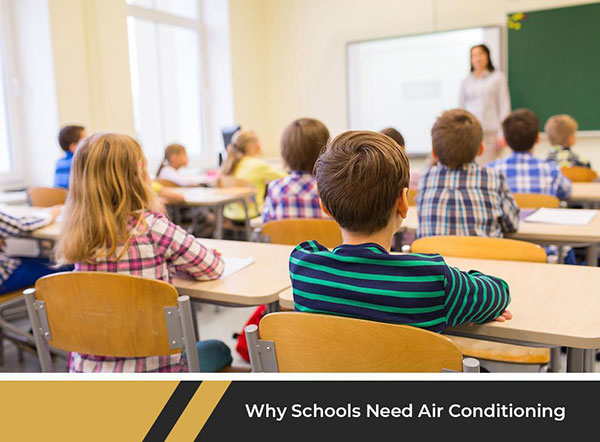 Why Schools Need Air Conditioning
