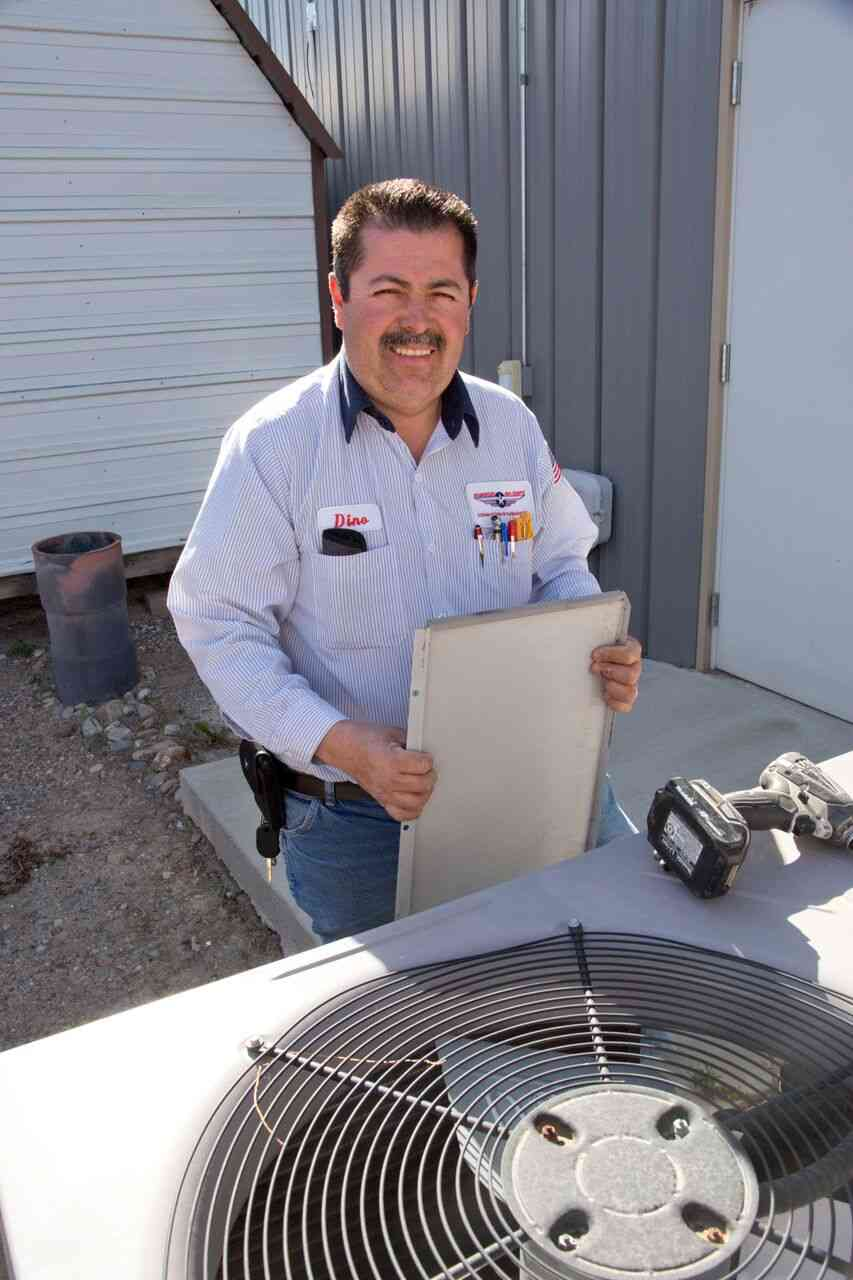 Cooling Services in Albuquerque