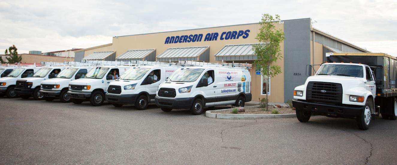 Commercial HVAC Services in Albuquerque, NM
