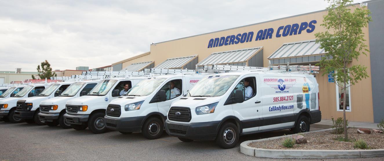 Heater Services in Albuquerque, NM
