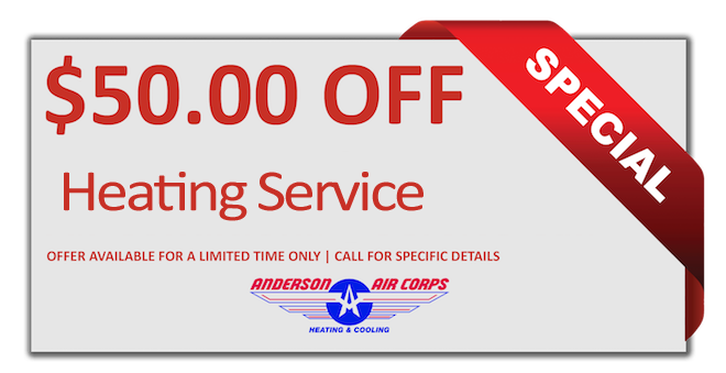 Heating Service coupon