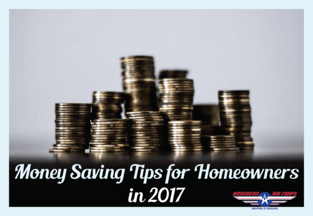 Anderson Money Saving Tips Homeowners