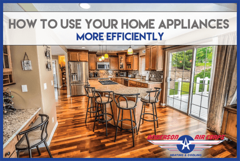 Energy Efficient Home Appliance Use
