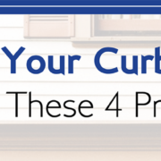 Home Improvement Projects Curb Appeal