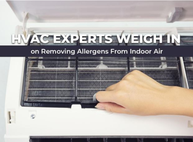Removing Allergens Improving Indoor Air Quality
